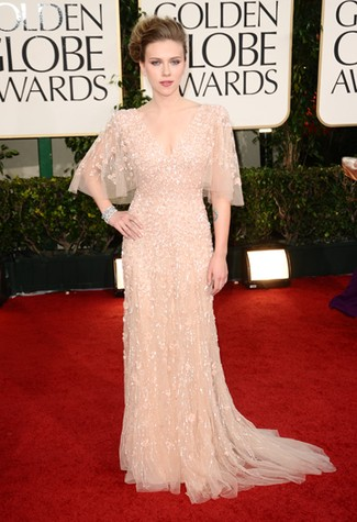 Jan 16, 2011 2011 Golden Globe Awards:. Scarlett Johansson. Halloween