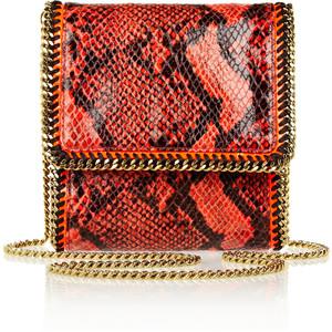 Derek Lam Snakeskin Bag | Champagne and Heels