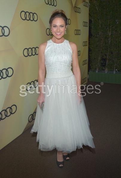 Audi Nikki Deloach in  Dilek Hanif and lancaster nine west