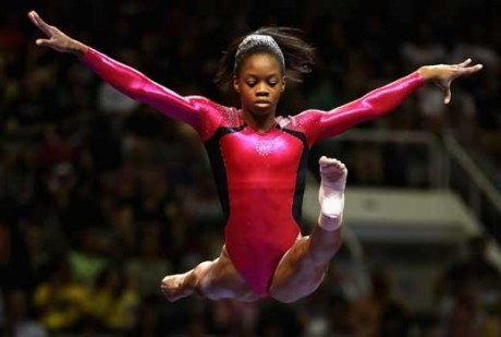 gabby douglas floor routine - photo #45