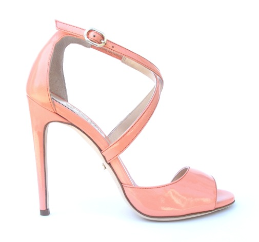 jerome_Popp - Peach Patent Leather