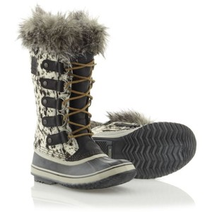 faux fur sorel