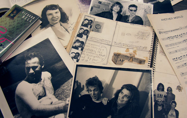 richard hell archives