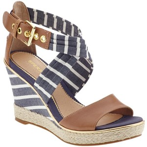 wedge sperry top sider