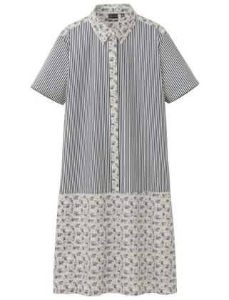 SUNO stripe dress