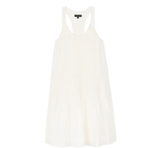 rag and bone white dress