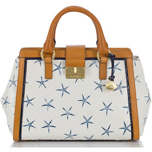 stars and stripes_Brahmin satchel