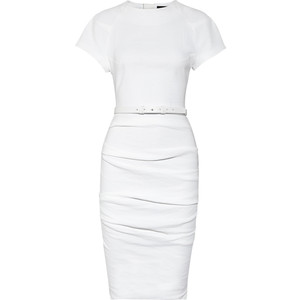 white dress la petit