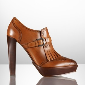 oxford ralph lauren bootie