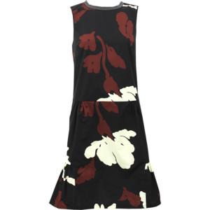 print dress marni