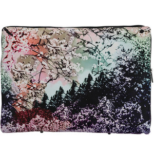 collage abstract clutch mary