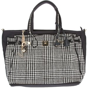 houndstooth_tweed_V73 bag