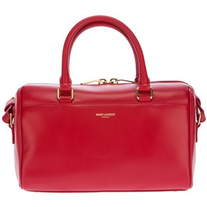 red ysl tote