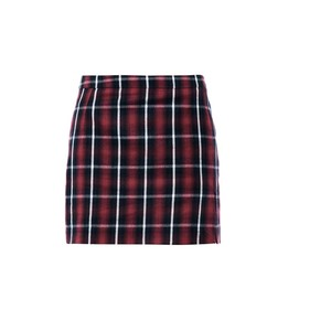 plaid skirt 21