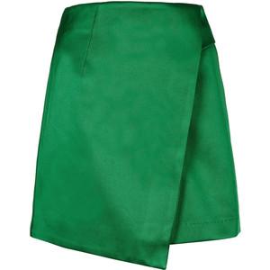 under_green skirt topshop