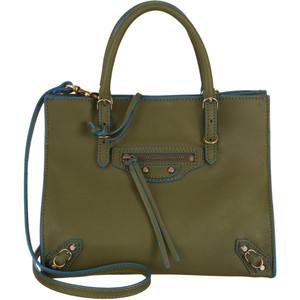 olive balenciaga bag