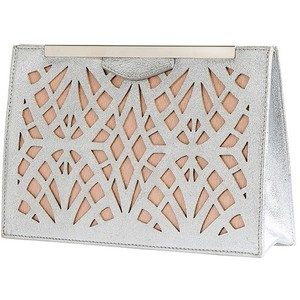 pink sass and bide clutch