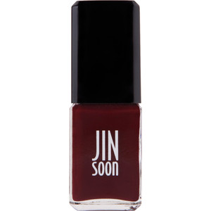 burgundy jin soon nail polish