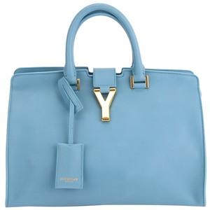 blue bag ysl