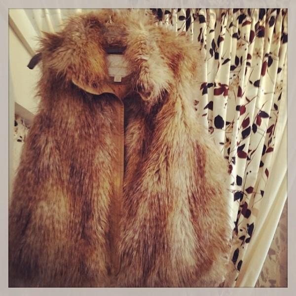 faux fur