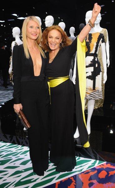 dvf gwyneth and diane