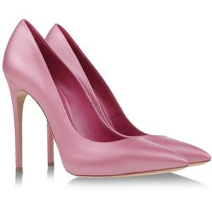 casadei pink heels