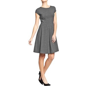 grey dress old navy