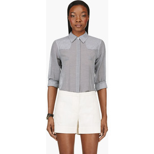 grey rag and bone shirt