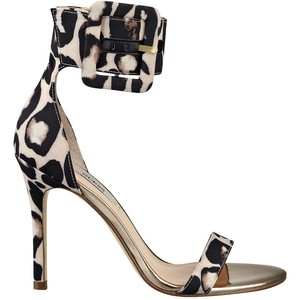 cheap printed pumps guess