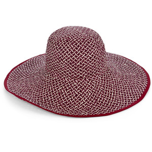 floppy hat sole society red