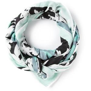 mint scarf