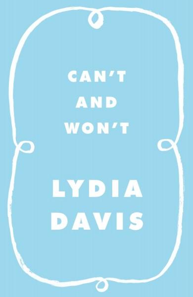 books lydia davis