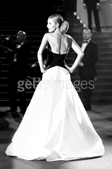 cannes blake lively bw