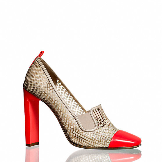 reed krakoff atlas mesh pump