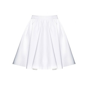 USA_white skirt
