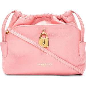 bag pink burberry