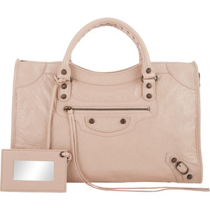 blush bag balenciaga