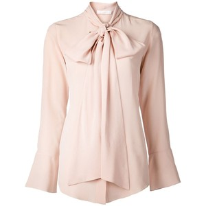 blush blouse chloe