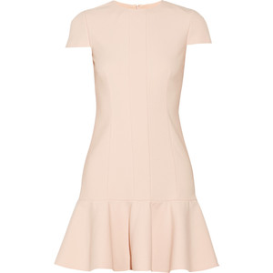 blush dress valentino