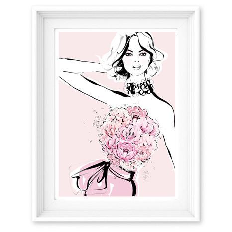 megan hess peonies_petals_