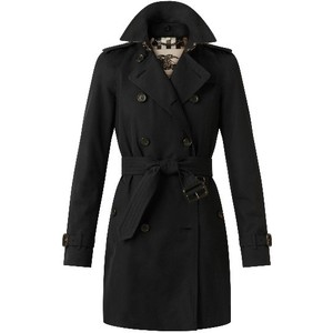A_burberry coat