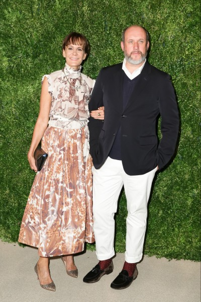 CFDA_Julie Gilhart and peter Copping
