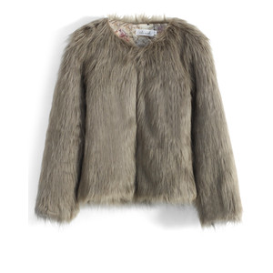 faux fur chicwish vest