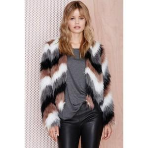 faux fur vest bastygal