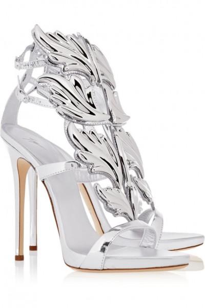 Guiseppe Zanotti embellished sandal