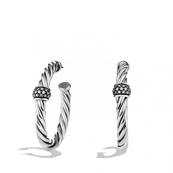 david yurman cable earrings