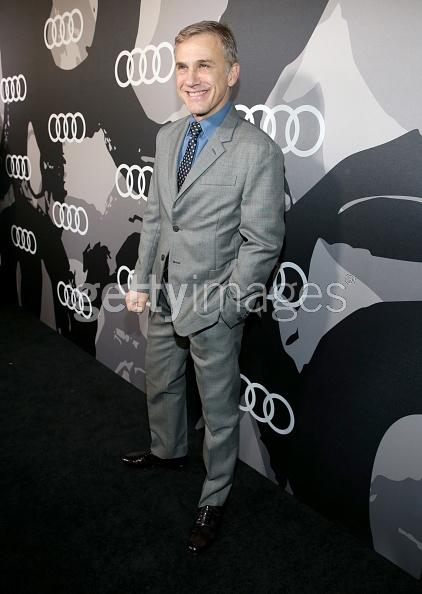 Actor Christoph Waltz full