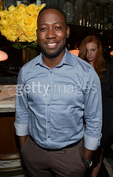 Actor Lamorne Morris