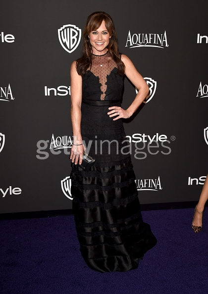 Nikki At Globes InStyle 2015
