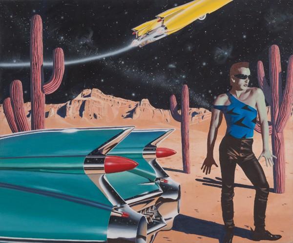 ART_Kenny Scharf